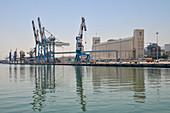 Haifa Port,Israel
