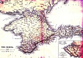 19th Century Crimea,illustration