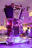 Parker Solar Probe preparations,June 2018