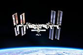International Space Station,October 2018