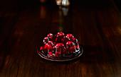 Blackcurrant Tahitian Vanilla Jelly