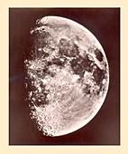 Moon, 1870