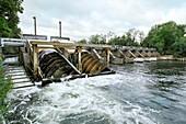 Romney Weir hydroelectric power scheme