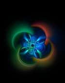 Atomic nucleus abstract