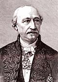 Edmond Becquerel, French physicist