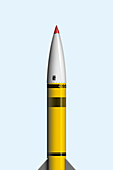 Missile, illustration