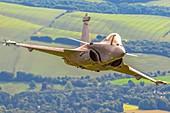 Dassault Rafale in flight