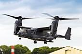 Bell Boeing V-22 Osprey in flight