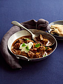 Lamb Rogan Josh (Slow cooking)