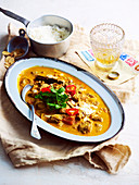 Lamb Korma (Slow cooking)