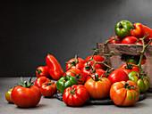 Tomatoes Heritage