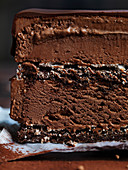 Chilli Chocolate Ice-Cream Torte