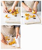 How to prepare chanterelles
