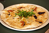 Focaccia Pizza with Figs