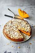 Flourless Moroccan pumpkin cake (gluten-free)