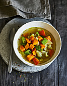 Ayurvedic vegetable stew