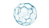 E sport, conceptual illustration