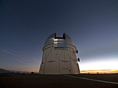 Blanco 4-metre telescope dome at CTIO