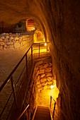 Underground Water Cistern, Herodium