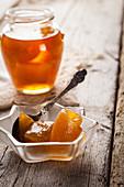Greek oranges in syrup