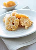 Mandarin tempura