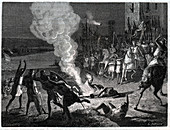 Louis IX of France, illustration