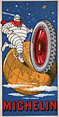 Michelin Man, illustration