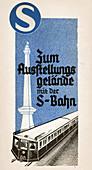 Berlin S-Bahn, illustration