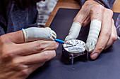 Antique watch restoration