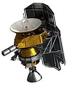 Interstellar spacecraft, illustration