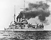 Russian battleship Potemkin, 1910s