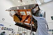 Sentinel 6 Michael Freilich satellite