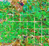 Deforestation in Bolivia, Sentinel 2 image