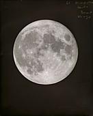 Full Moon, 27 October 1890