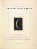 Atlas of lunar photographs, 1898