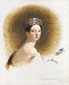 Queen Victoria of the United Kingdom, 1838
