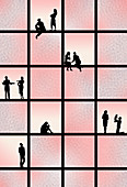 Relationships, illustration