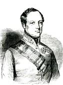 Joseph Wenceslas Radetzky, Austrian Vice Marshal