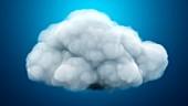 Cloud, illustration