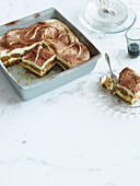 The Ultimate Tiramisu with Marsala and coffee liqueur