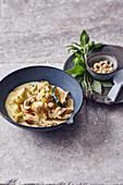 Blumenkohl-Puten-Curry