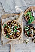 North African Vegetarian Meatballs
