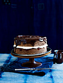 Chocolate Sponge with Ganache