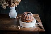 Kugelhopf - German Bundt cake