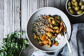 Moroccan Summer Vegetable Tagine