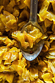 Mostarda mantovana (mustard fruit, Italy)