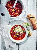 Chili-Sin-Carne-Suppe