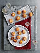 Truffled porcini arancini