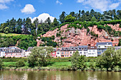 A panorama trip on the Mosel, Trier, Rhineland-Palatinate, Germany