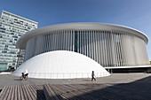 Philharmonie Luxembourg in der Stadt Luxemburg, Luxemburg